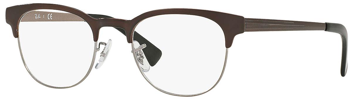 Очки Ray-Ban Ray Ban 0RX6317 2862 купить в Москве! Низкие цены доставка   интернет-магазин очков и контактных линз «Очков.Нет» 5507d4e32bd