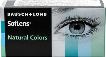 Контактные линзы SofLens Natural Colors 2 линзы купить в Ростове-на-Дону недорого